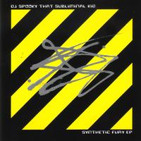 Dj Spooky - Synthetic Fury