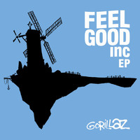 Gorillaz - Feel Good Inc EP