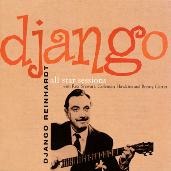 Django Reinhardt - All Star Sessions