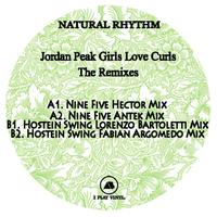 Jordan Peak - Girl Love Curls The Remixes
