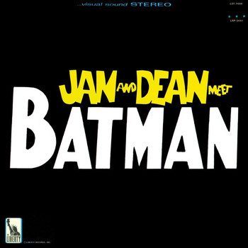 Jan & Dean - Jan & Dean Meet Batman