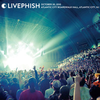 Phish - Live Phish: 10/30/10, Boardwalk Hall, Atlantic City, NJ