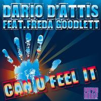 Dario D'Attis - Can U Feel It