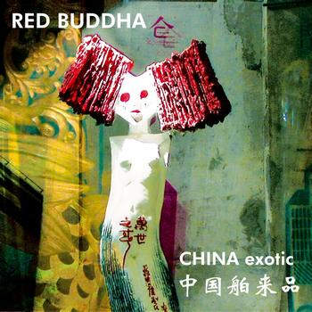 Red Buddha - China Exotic