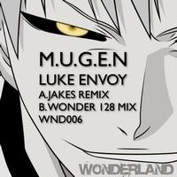 Luke Envoy - M.U.G.E.N. Remixes