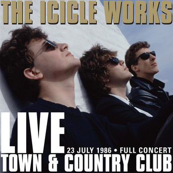 The Icicle Works - Live at the Town and Country Club - 1986
