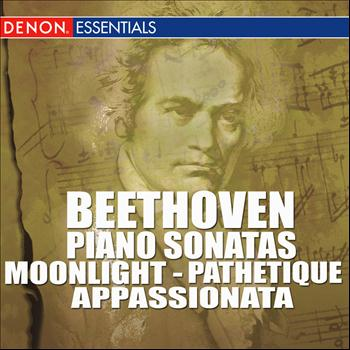 Walter Klien - Beethoven - Piano Sonatas - Moonlight -  Pathetique - Appassionata