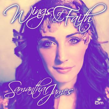 Samantha James - Wings Of Faith