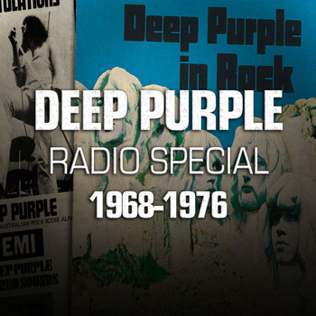 Deep Purple - Radio Special 1968-1976
