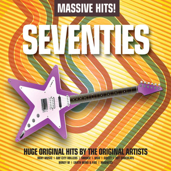 Various Artists - Massive Hits! - Seventies