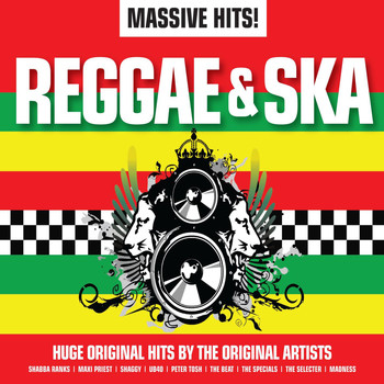 Various Artists - Massive Hits! - Reggae & Ska
