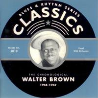 Walter Brown - 1945-1947