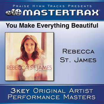 Rebecca St. James - You Make Everything Beautiful [Performance Tracks]