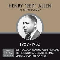 "Henry ""Red"" Allen - Complete Jazz Series 1929 - 1933"