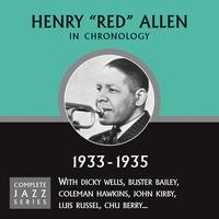 "Henry ""Red"" Allen - Complete Jazz Series 1933 - 1935"