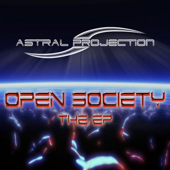 Astral Projection - Open Society - The EP.