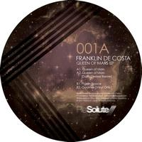 Franklin de Costa - Queen of Mars EP