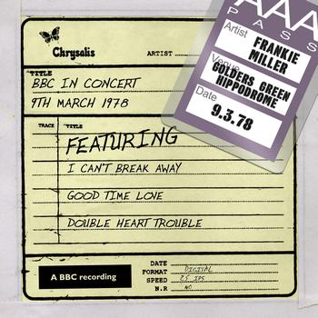Frankie Miller - BBC In Concert (9th March 1978)