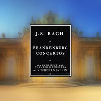 "Yehudi Menuhin and Bath Festival Chamber Orchestra - Bach: Brandenburg Concertos ""The Complete Works"""