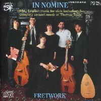 Fretwork - In Nomine - 16thC English music for viols