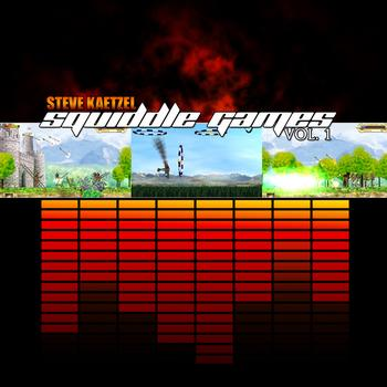Steve Kaetzel - Squiddle Games Vol. 1