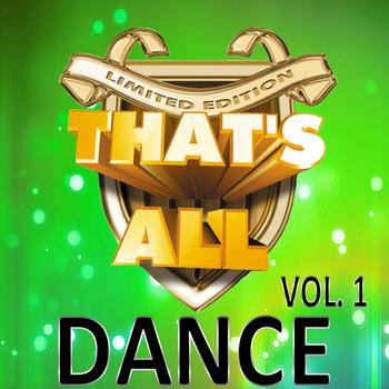Various Artists - That's All Dance, Vol. 1 (Limited Edition)