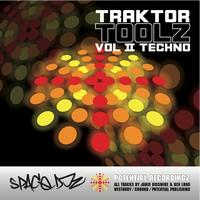 Space DJZ - Traktor Toolz Vol 2