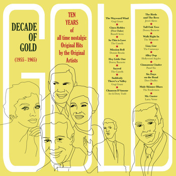 Various Artists - Decade Of Gold
