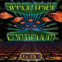 Space Tribe - Space Tribe Continuum Vol 2