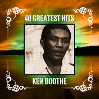 Ken Boothe - 40 Greatest Hits