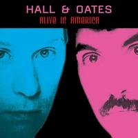Daryl Hall & John Oates - Alive In America