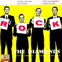 The Diamonds - Vintage Vocal Jazz / Swing No. 191 - EP: Little Darlin'