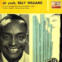 Billy Williams - Vintage Vocal Jazz / Swing No. 194 - EP: Oh, Yeah