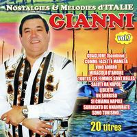 Gianni - Nostalgies Et Mélodies d'Italie Vol.7