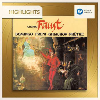 Georges Prêtre - Gounod: Faust (Highlights)