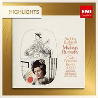 Sir John Barbirolli - Puccini: Madama Butterfly (Highlights)