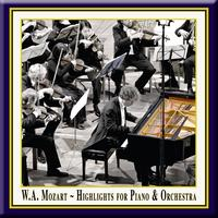 Wolfgang Amadeus Mozart - Grand Piano Masters - Mozart: Highlights for Piano & Orchestra