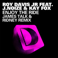 Roy Davis Jr - Enjoy The Ride (feat. J. Noize & Kaye Fox) (James Talk & Ridney Remix)