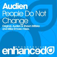 Audien - People Do Not Change