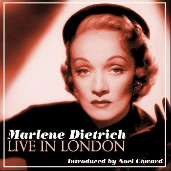 Marlene Dietrich - Live in London