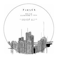 Yuksek - Everywhere In Town - Single