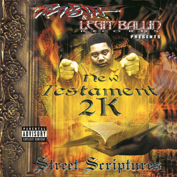 Twista - Twista Presents New Testament 2K: Street Scriptures (Explicit)