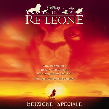 Various Artists - The Lion King: Special Edition Original Soundtrack (Italian Version)