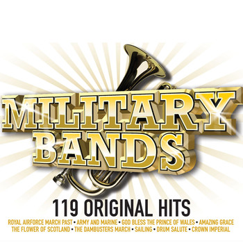 Various Artists - Original Hits - Military Bands