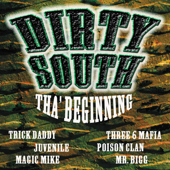 Various Artists - Dirty South Tha Beginning