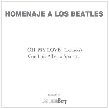 Luis Alberto Spinetta - Oh my love (The Beatles)