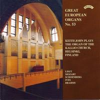 Keith John - Great European Organs No. 53: The Kallio Church, Helsinki