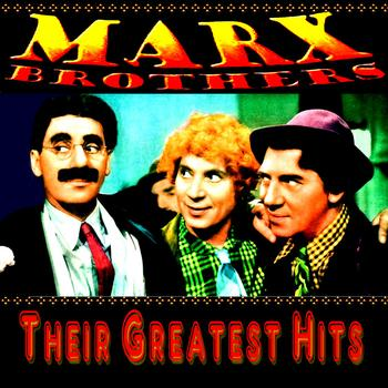 The Marx Brothers - The Marx Brothers Greatest Hits