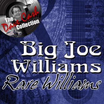 Big Joe Williams - Rare Williams - [The Dave Cash Collection]