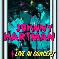 Johnny Hartman - Live In Concert